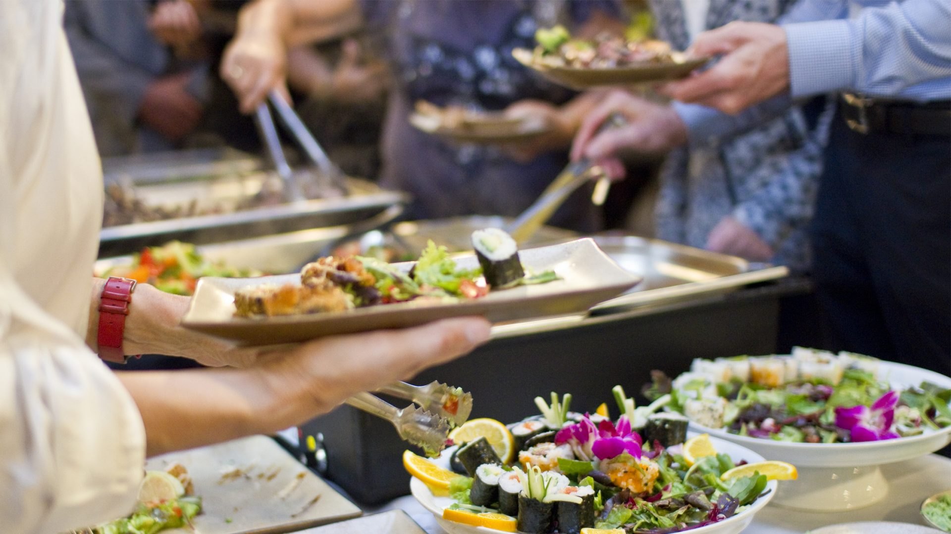 Vichin Gourmet – TT Sushi Bar